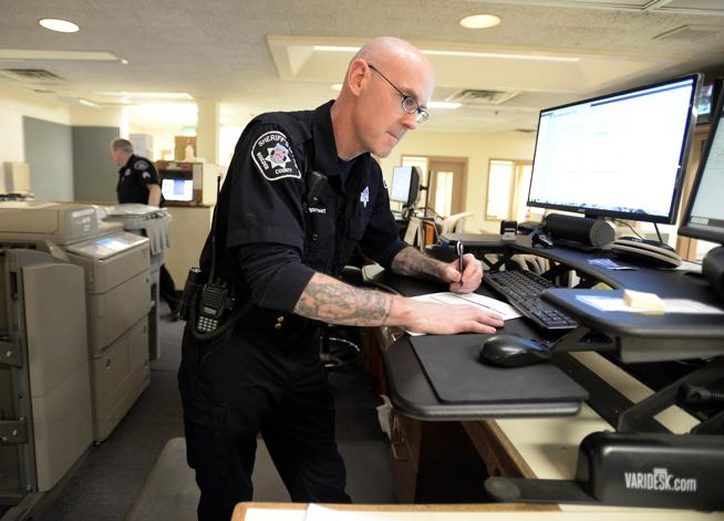 Utah Jails Booking process